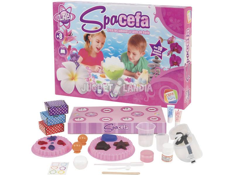 Spacefa Sabões e Sais Cefa Toys 21831