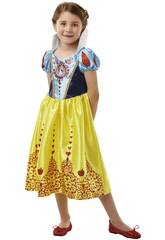 Kostüm Mädchen Schneewittchen Classic Deluxe TS Rubies 640712-S