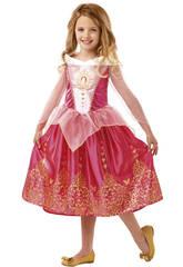 Costume Bimba La Bella Addormentata nel Bosco Classic S Rubies 640714-S