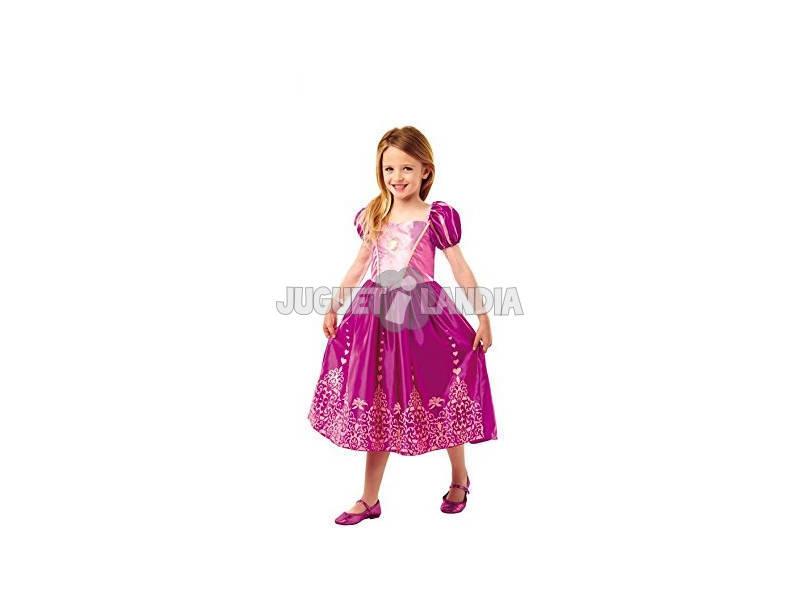 Disfarce Menina Rapunzel Classic Deluxe T - S Rubies 640722 - S