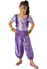 Costume Shimmer Classic Bimba S