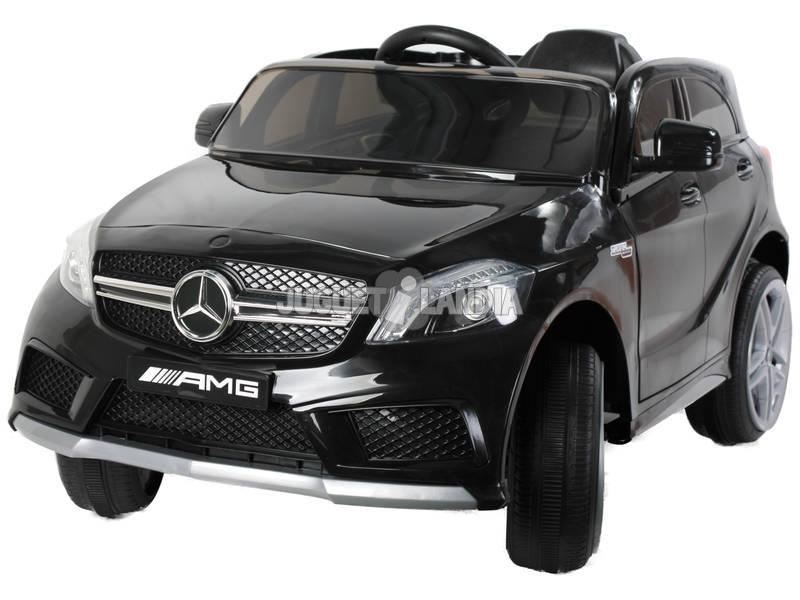 Carro a Bateria Mercedes Descapotável 12 v. Rádio Controlo