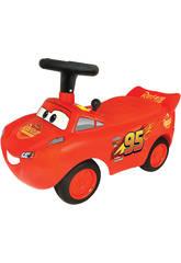 Fahrer Lightning McQueen Cars Aktivitäten mit Lichtern und Sounds 34x56x29cm 1-3 Jahre