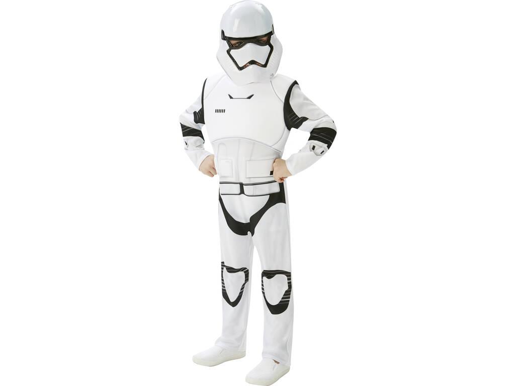 Disfarce Menino Stormtrooper Ep7 Deluxe T - TW Rubies 620269 - TW