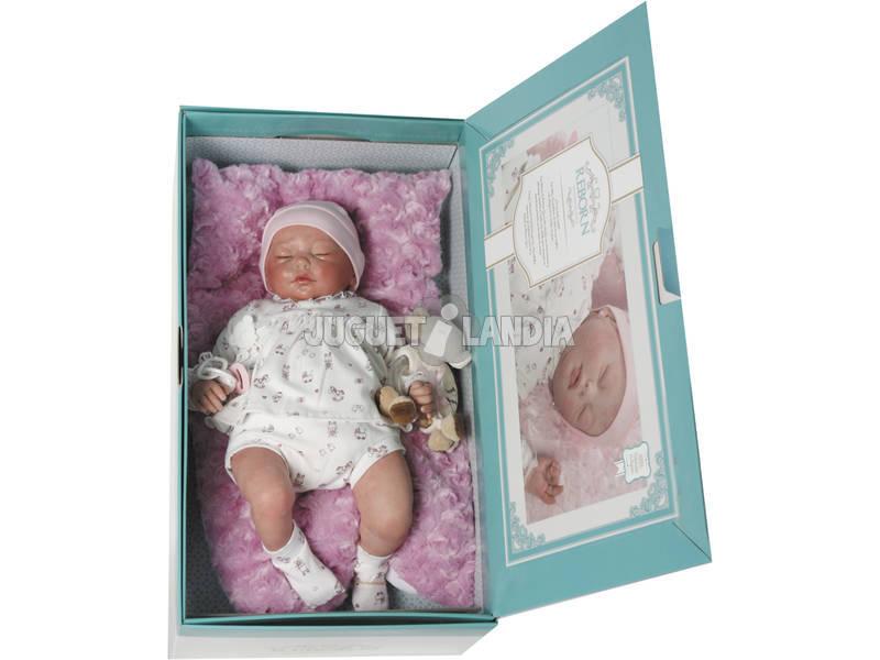 Boneca Reborn Yolanda 46cm Guca 547