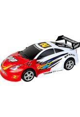 Veicolo a Frizione Super Racing 47 cm Rosso Thunderbolt 2