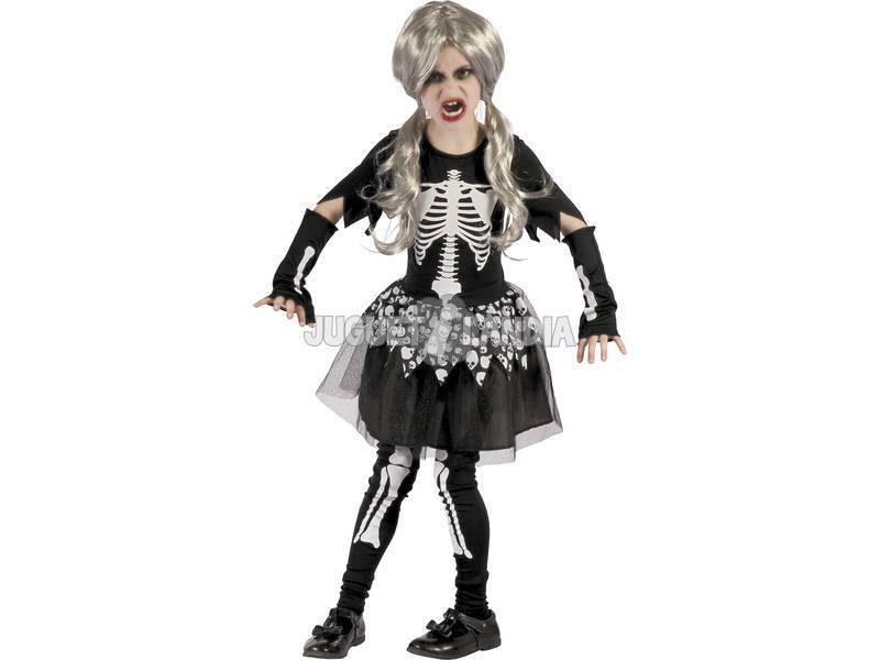 Disfarce Criança XL Esqueleto