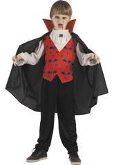 Disfraz Niños M Vampiro