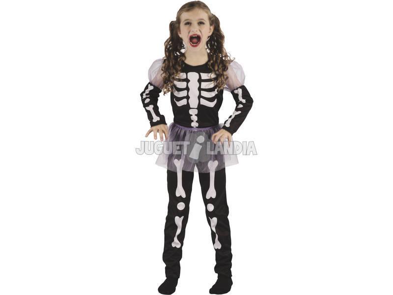 Disfarce Criança M Esqueleto