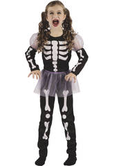 imagen Disfraz Niños M Esqueleta