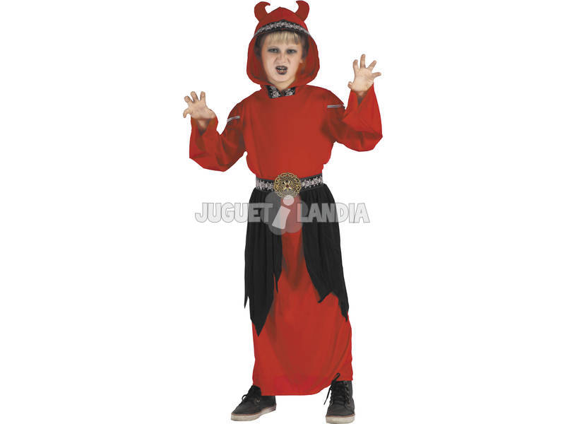 Disfraz Niños M Demonio