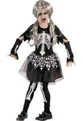 imagen Disfraz Babys M Esqueleta