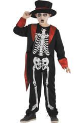 imagen Disfraz Babys M Esqueleto