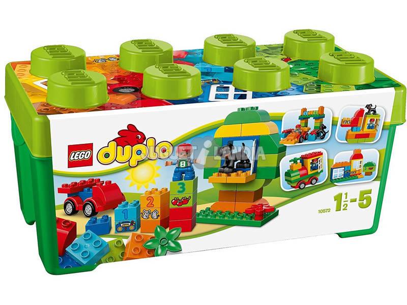 Lego Duplo Caja De Diversión Todo en Uno 10572