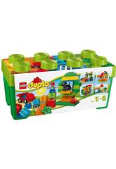 imagen Lego Duplo Caja De Diversión Todo en Uno 10572