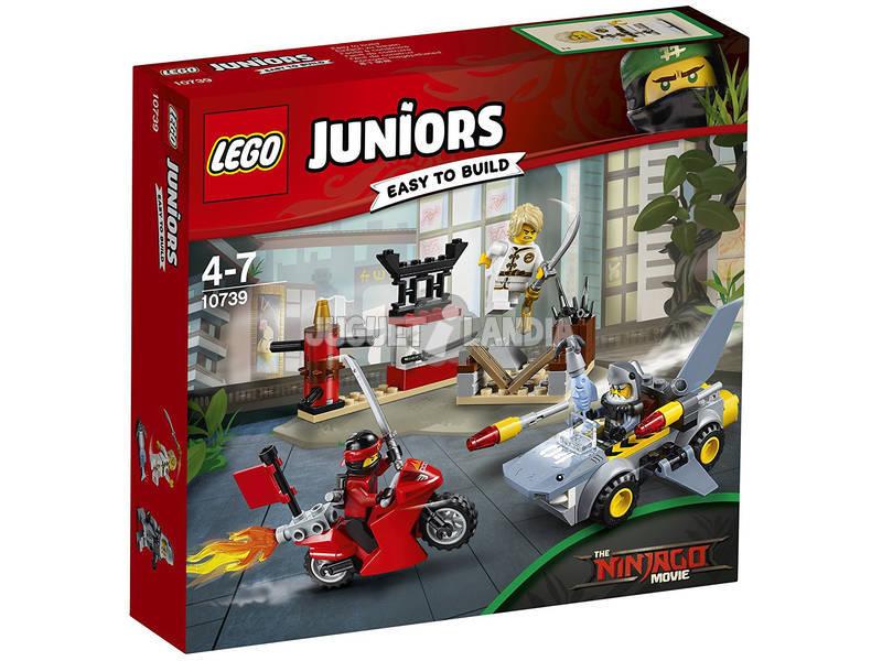 Lego Juniors Attack Shark 10739