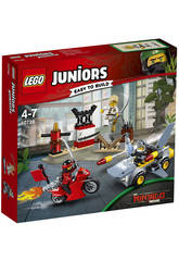 Lego Juniors L'attaque du Requin 10739