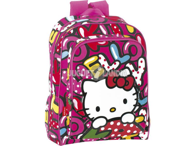 Mochila Junior Hello Kitty Sweetness Perona 53492