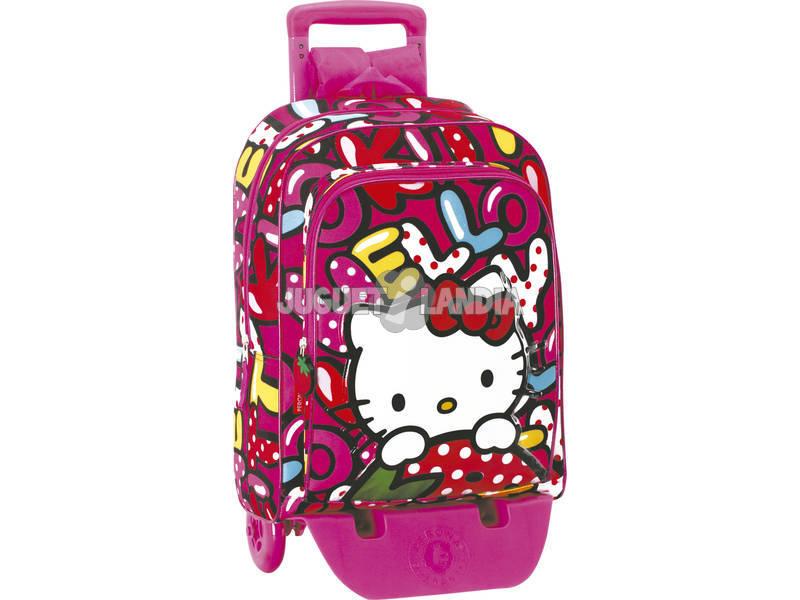 635864d0d5 Zaino Trolley Hello Kitty Sweetnes Perona 53846 - Juguetilandia