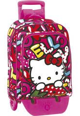 Zaino Trolley Hello Kitty Sweetnes Perona 53846