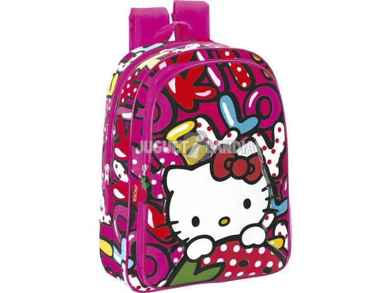 Mochila Infantil Hello Kitty Sweetness Perona 53847
