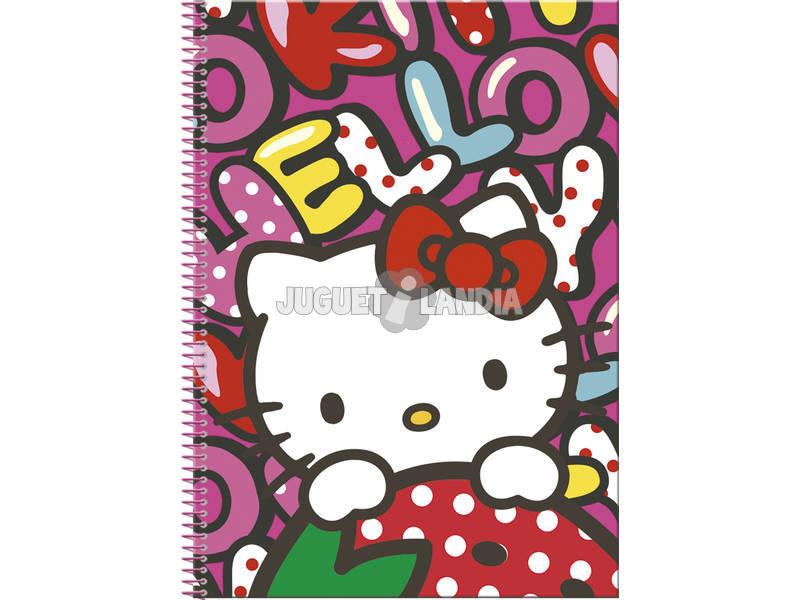Caderno A4 100 folhas Capa Dura HK Sweetness Perona 53869