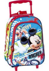 Sac à Dos Trolley Mickey Face Perona 54368