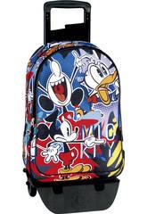 Zaino con Trolley Mickey Madness Perona 53991