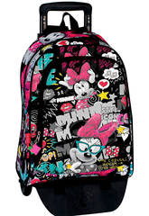 Day Pack con Soporte Minnie Journal Perona 54182