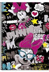 imagen Quablock A4 100 fogli Copertina Rigida Minnie Journal Perona 54199
