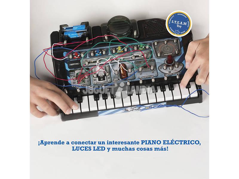 Acheter tecnonova piano lectrique cife 41194 juguetilandia for Piano electrique