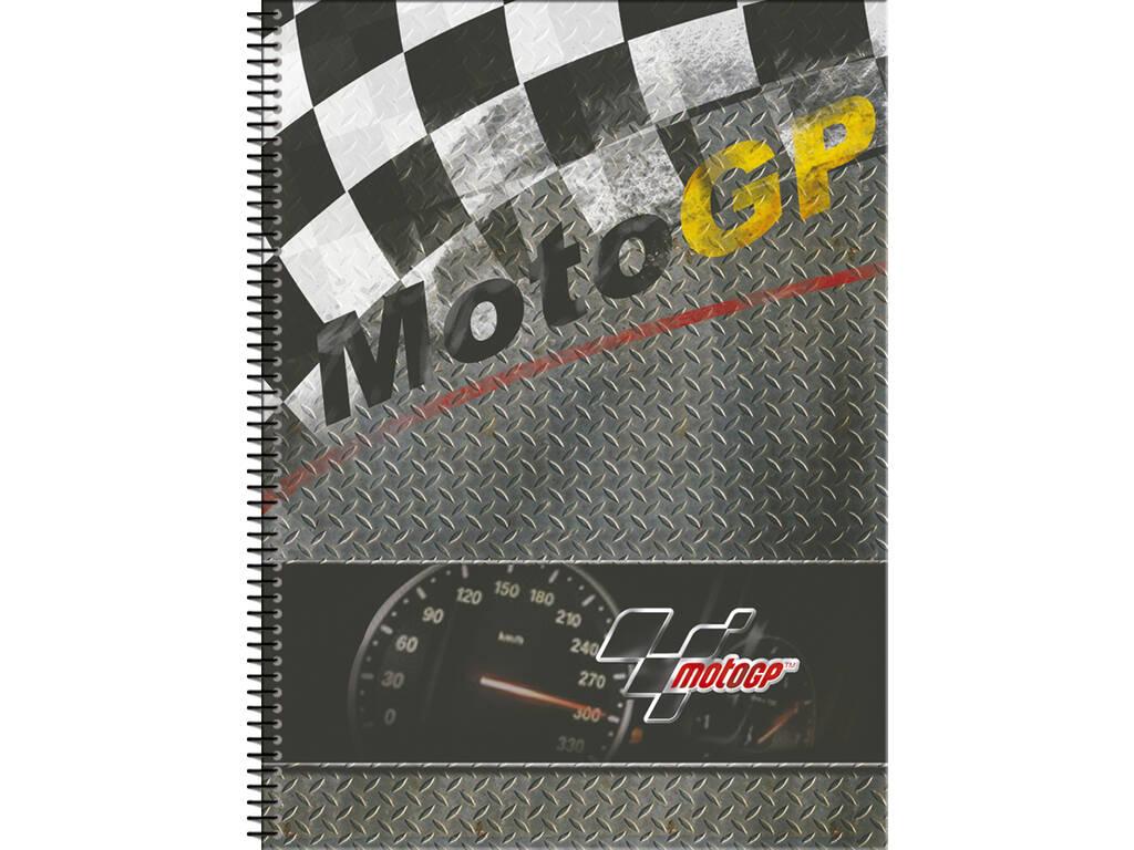 Caderno A4 120 Folhas Microperforado Moto GP Warm Perona 54222
