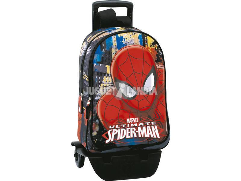 Day Pack com Suporte Homem Aranha Town Perona 54296