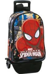 Spiderman Sac à Dos Trolley Town Perona 54296