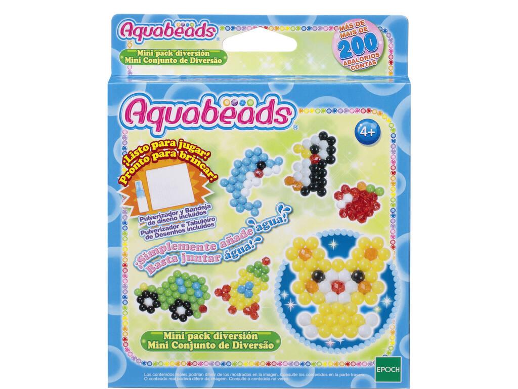 Aquabeads Mini Pack Fun Epoch Para Imaginar 32749