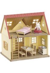 Sylvanian Families Cosy Cottage Starter Home Casa Starter Set Epoch 5242