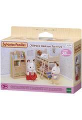 Sylvanian Families Muebles Habitación Niños Epoch Para Imaginar 4254