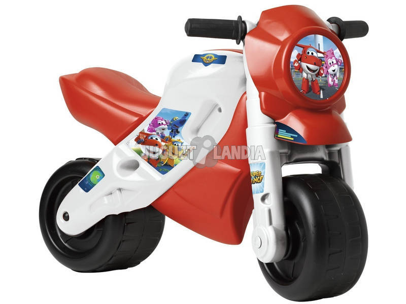 Moto Feber Superwings 3 - 4 Anos 51x67x35cm Famosa 800011301