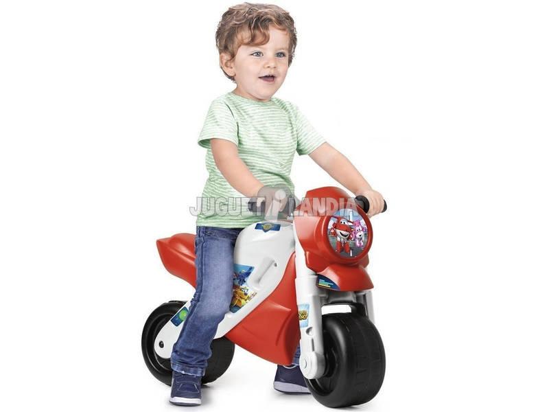 acheter moto feber superwings 3 4 ans 51x67x35cm famosa 800011301 juguetilandia. Black Bedroom Furniture Sets. Home Design Ideas