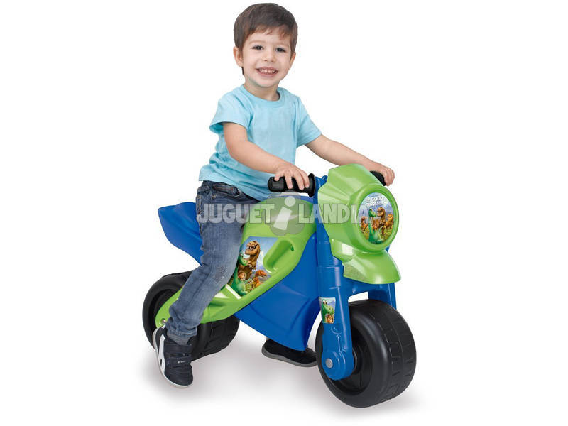 Moto Feber a Viagem de Arlo 3 - 4 anos 51x67x35cm Famosa 800010302