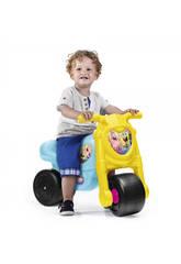 Moto Feber Spongebob 18-36 mesi 44x61x32 cm Famosa 800010120