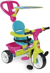 Heidi Triciclo Regolabile con Luci, suoni e musica 1-3 anni Feber Famosa 700012542