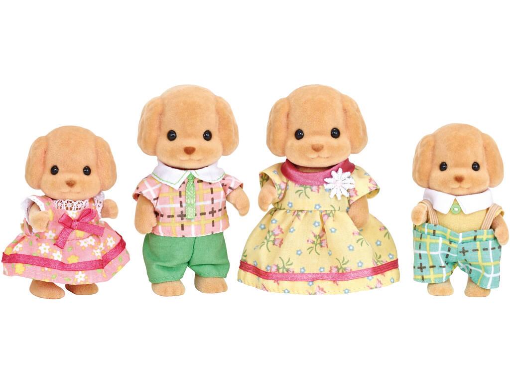 Sylvanian Families Famiglia di Cagnolini Epoch 5259