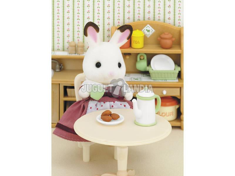 acheter sylvanian families kit cuisine epoch pour imaginer 5033 juguetilandia. Black Bedroom Furniture Sets. Home Design Ideas