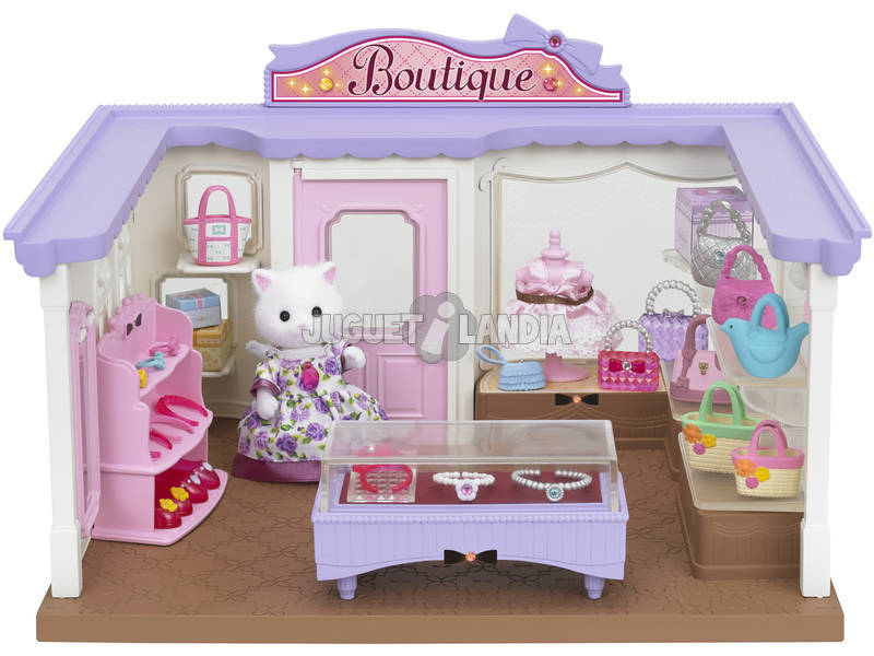 Sylvanian Families Boutique Epoch Para Imaginar 5234