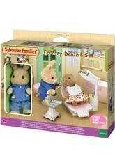 imagen Sylvanian Families Set Dentista Country Epoch Para Imaginar 5095