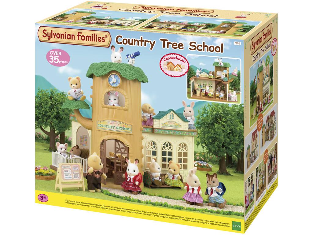 Sylvanian Families Scuola del Villaggio Country Tree School Epoch 5105