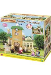 Sylvanian Families Scuola del Villaggio Country Tree School Epoch 5105