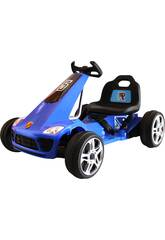 Kart à Batterie 6 V avec Musique et Lumière