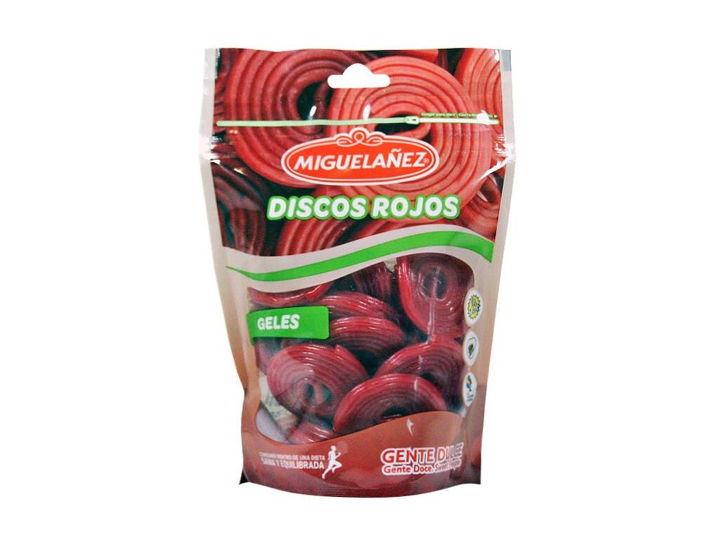 Doypack Discos Rojos 165 gr. Miguelañez 634090